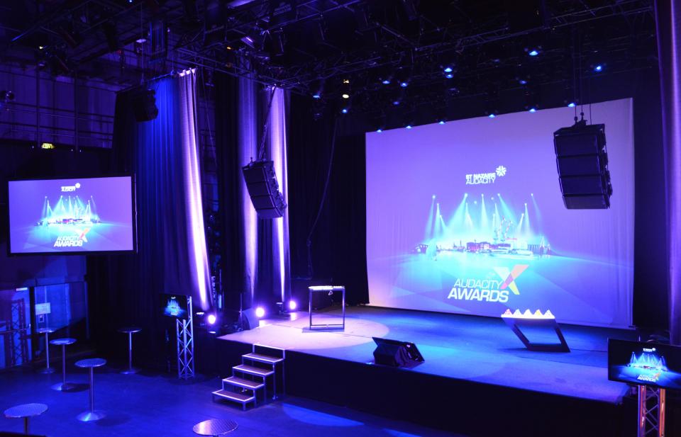 Cérémonie des Audacity Awards
